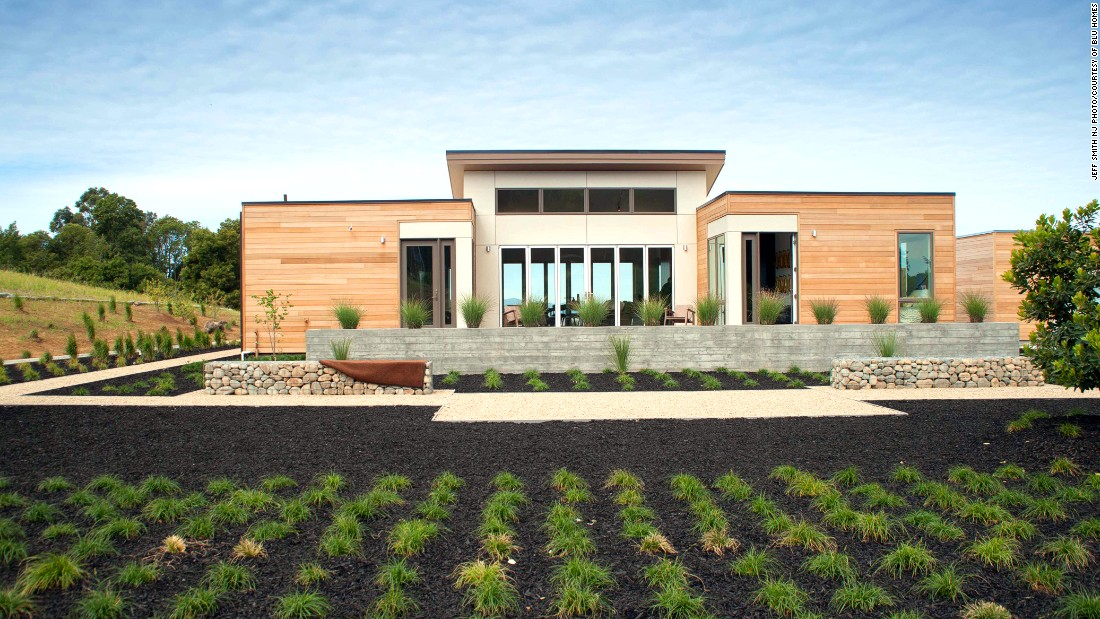 The rise of the prefab home cnn style
