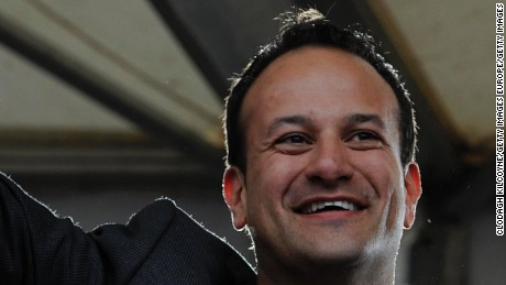 Irish Prime Minsister Leo Varadkar has insisted Britain commits to preventing a hard border.