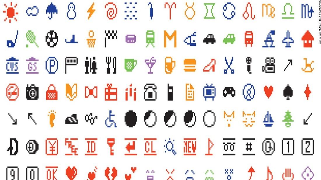 Shigetaka Kurita The Man Who Invented Emoji Cnn Style