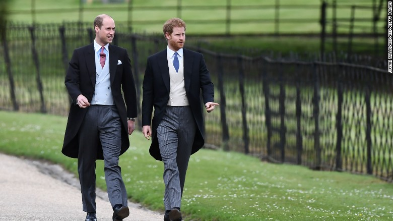 Prince Harry: No royal wants to be king, queen