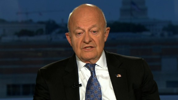 James Clapper newday 5/30