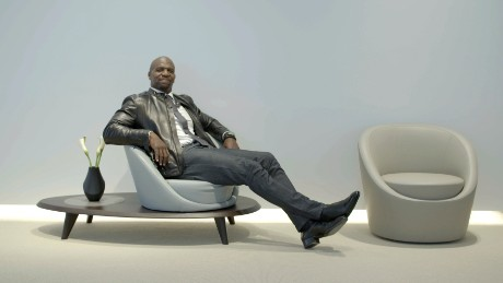 Actor Terry Crews Has Designed A Furniture Line Cnn Video
