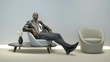 Actor Terry Crews Turns To Furniture Design