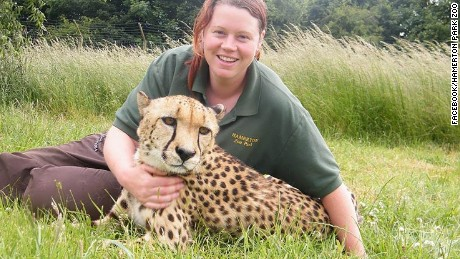 Rosa King Zookeeper mauled to death