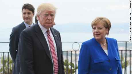 Trump could learn a lot from Angela Merkel