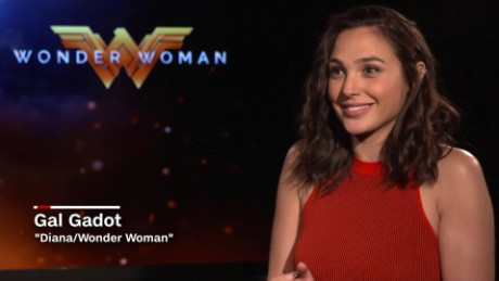 "Movie Pass: Gal Gadot is ""Wonder Woman"""