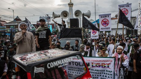 'Never seen anything like this': Inside Indonesia's LGBT crackdown
