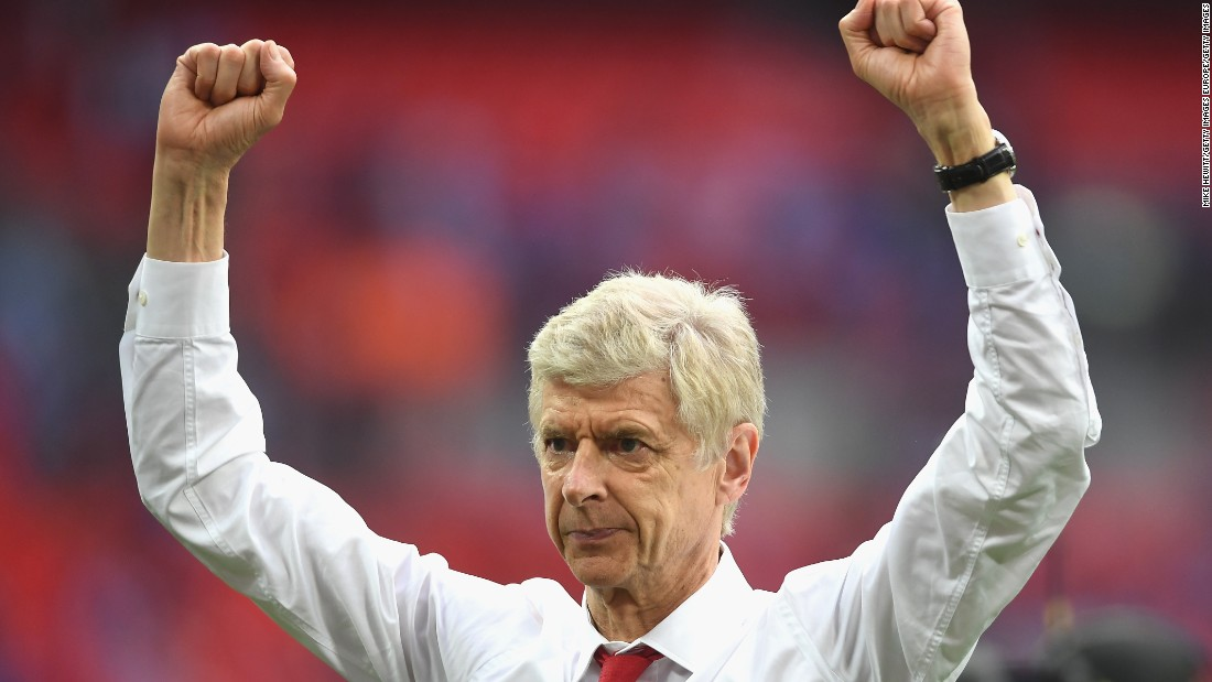 Arsene Wenger -- seen celebrating his record seventh FA Cup win in May -- has arguably more control over his team than any other active Premier League manager.  Since arriving from Japan in 1996, Wenger has also achieved three Premier League titles, a Champions League final appearance and 20 successive top four finishes at Arsenal. Yet the Frenchman never had his ability questioned more than during the tumultuous 2016-2017 season. CNN looks back on ten pivotal Arsenal transfers over the past decade. (Transfer figures provided by Transfermarkt)