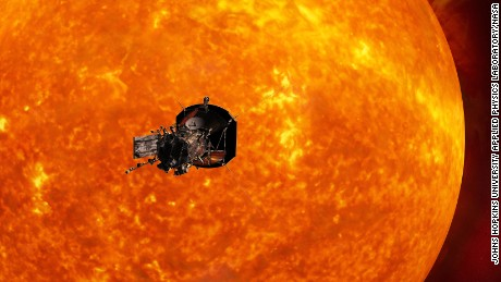 NASA's historic mission to the sun