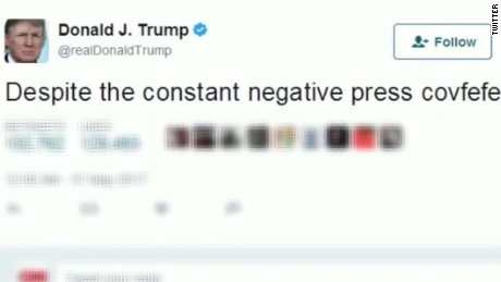 trump unfinished tweet es live_00002519