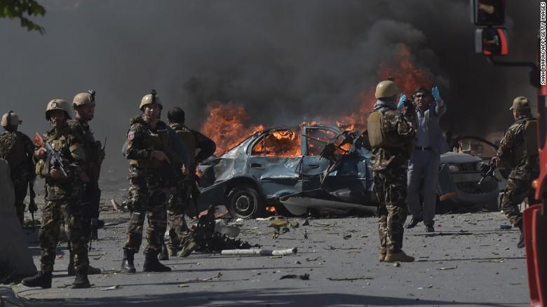 Tokeo la picha la Deadly blast rocks Kabul