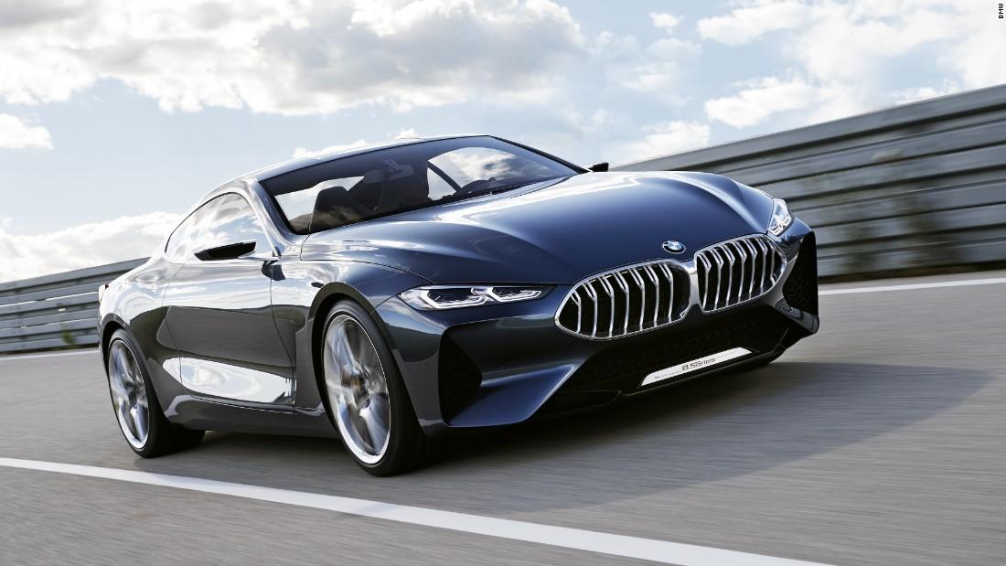 Why car designers resurrect old models - CNN Style