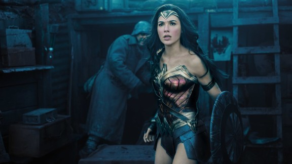 "Outstanding Action Performance by a Stunt Ensemble in a Motion Picture: ""Wonder Woman"""