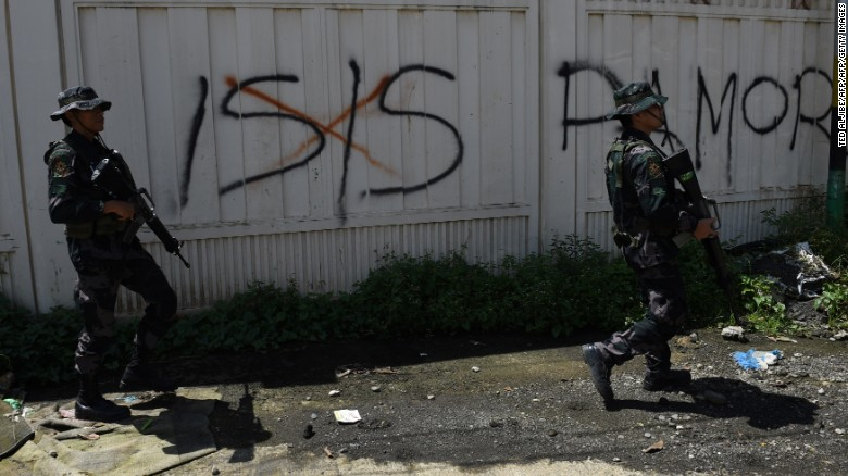 How ISIS established a foothold in Philippines
