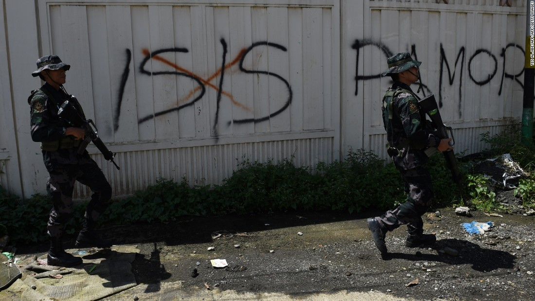 DNA test confirms killing of leader of ISIS-affiliated group in Philippines