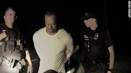 New video shows Tiger Woods' sobriety test