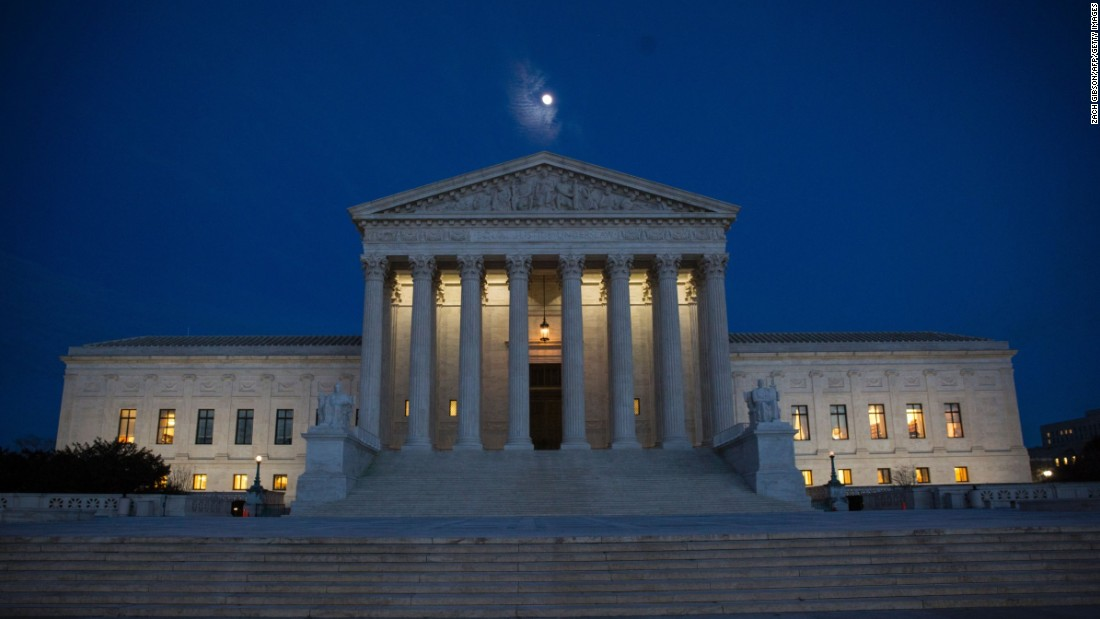 Supreme Court rejects Democratic attempt to extend Wisconsin mail-in voting deadline – CNN