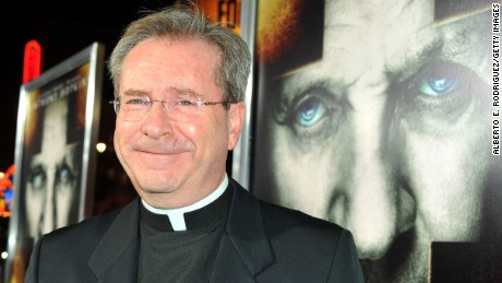 "The film ""The Rite"" is based on the life of the Rev. Gary Thomas, one of the leading exorcists in the US."