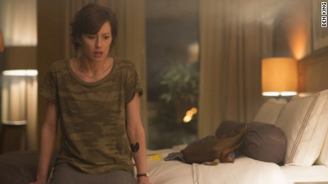Carrie Coon in 'The Leftovers'