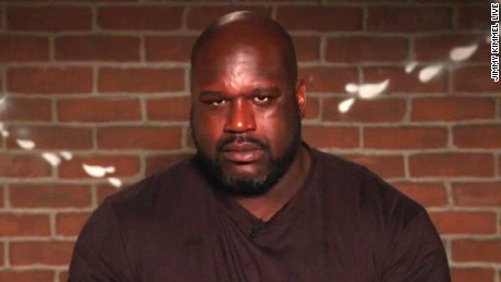 Shaq reads NBA style 'mean tweets'