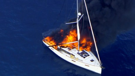 boat fire florida new