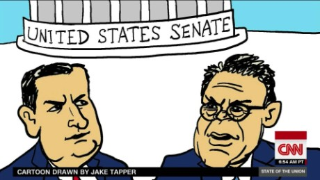 SOTU Al Franken Ted Cruz Fight Cartoon_00002213