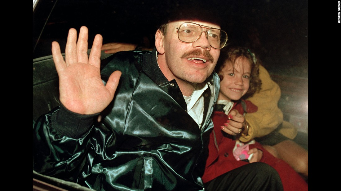 "After spending nearly seven years held by Hezbollah militants in Lebanon, <a href=""http://www.cnn.com/2016/02/09/world/terry-anderson-hostage-rewind/index.html"">journalist Terry Anderson</a> was released on December 4, 1991. Anderson, shown leaving the US ambassador's residence in Damascus,  has written books, taught journalism and started charities and businesses in the years since."