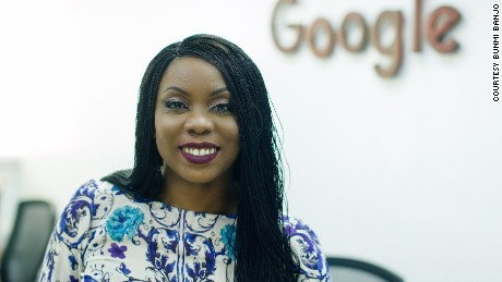 Bunmi Banjo: Giving one million Africans a digital future
