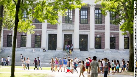 Justice Dept. investigating Harvard over affirmative action policies