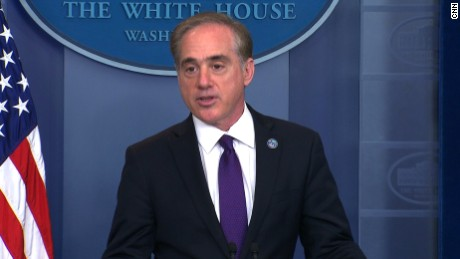 Inspector general: VA Secretary Shulkin's chief of staff altered email for wife's expenses