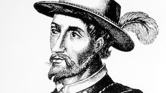 """Puerto Rico's first governor, appointed in 1509, was Spanish explorer Juan Ponce de León. He named a city on the island Puerto Rico, or """"rich port,"""" which later became the name by which the entire island was identified."""