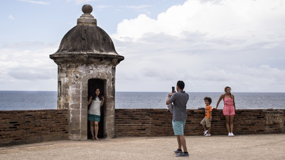 Tourism is big business throughout the island and pulls in about $4 billion annually. The Castillo San Cristóbal in San Juan is a top attraction. It