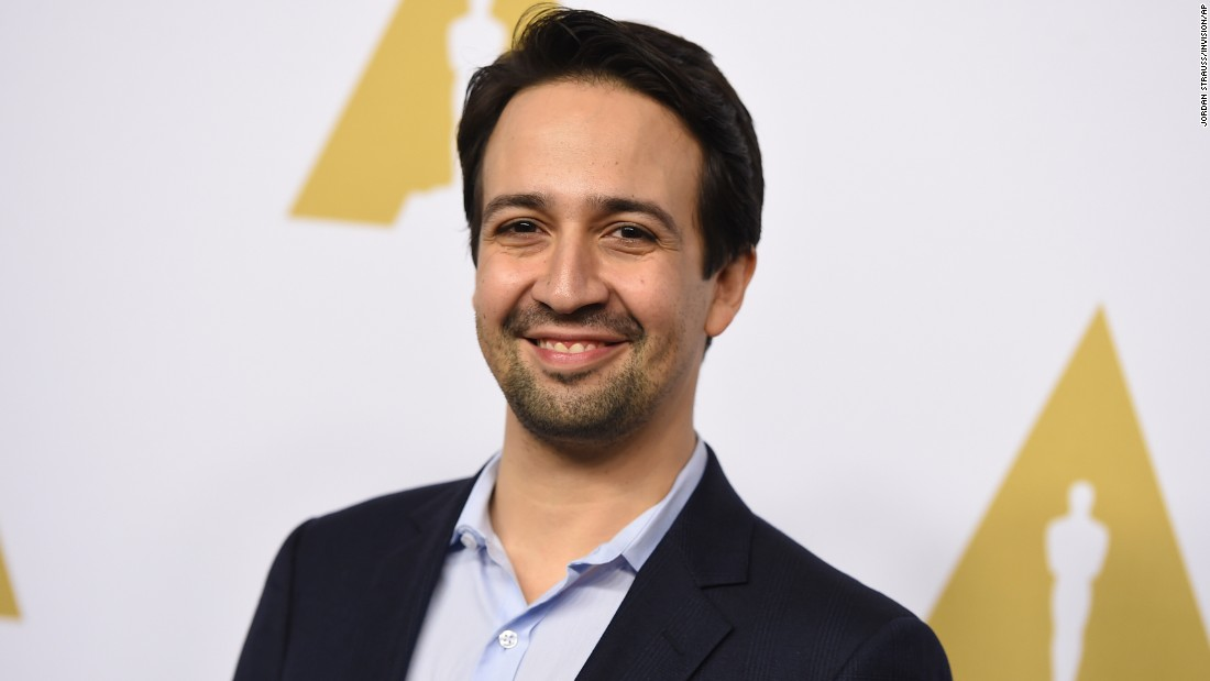 Prominent Puerto Rican Americans include Supreme Court Justice Sonia Sotomayor, playwright Lin-Manuel Miranda, pictured, actor Benicio Del Toro and entertainer Jennifer Lopez.