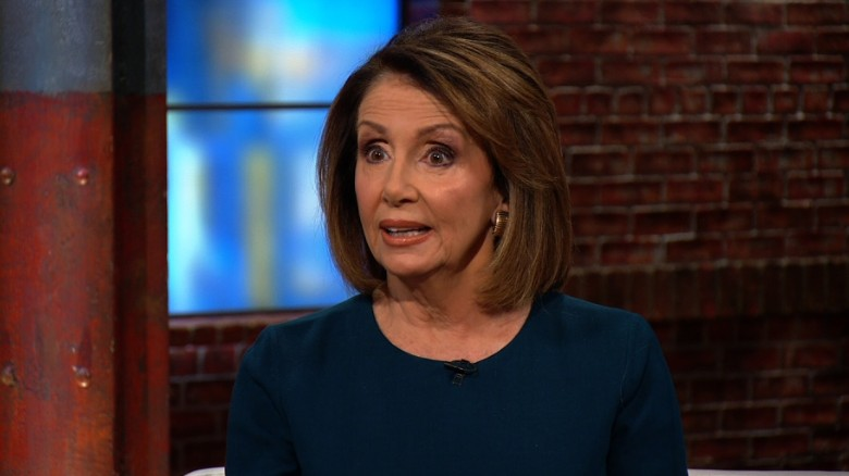 Pelosi: Trump tweets disregarded Constitution