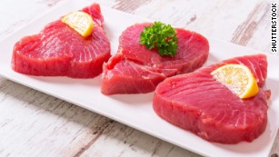 Frozen tuna recalled due to hepatitis A contamination