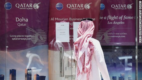 Qatar frozen out: What you need to know
