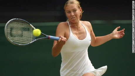 317a2bff45d8 After Maria Sharapova was denied a wild card to play at Roland Garros