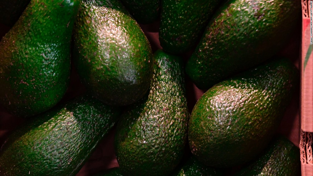 You might be surprised to find out that a cup of sliced avocado contains 10 grams of fiber and a lot of good-for-your-heart fat, despite the calorie count. Think past guacamole. Try spreading avocado on toast for breakfast, adding slices to your quesadilla, spread on sandwiches and even as a basis for chocolate pudding.