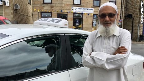 """I always vote Labour,"" says taxi driver Masum Gora. ""I've got a feeling the Conservatives will win though. Jeremy Corbyn's not a Prime Minister. He's got good policies, but he's got no chance."""