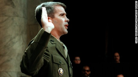 Oliver North to be NRA's new president