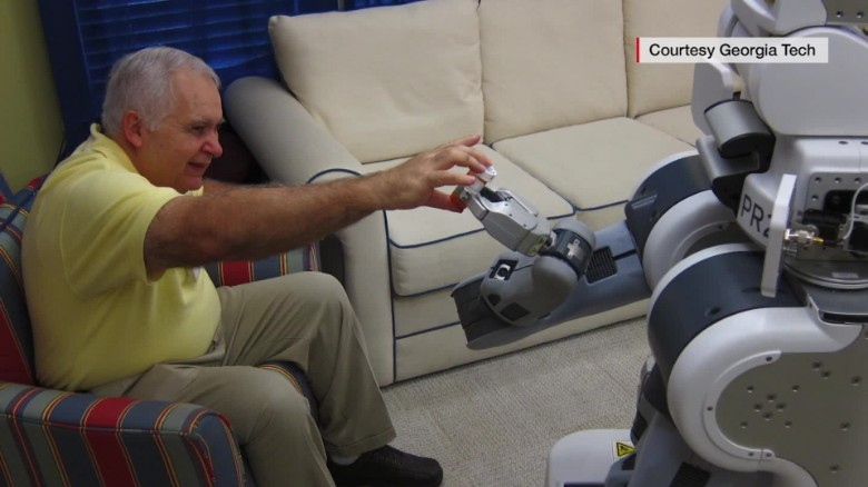 Seniors find independence in smart homes