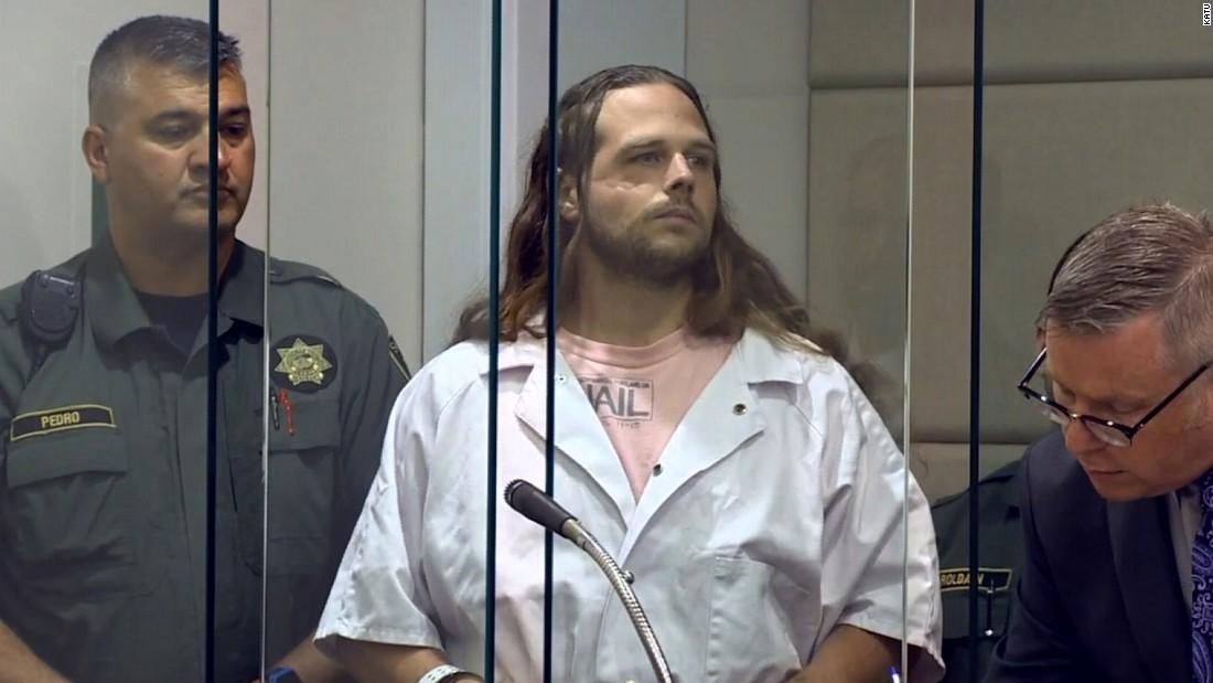Portland Mann verurteilt Tötung von 2 Männern konfrontiert, die ihn über rassistische Tiraden