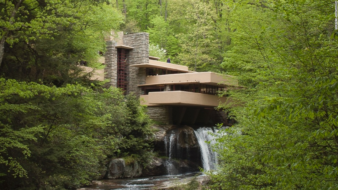 Frank Lloyd Wright S Most Famous Buildings And Structures