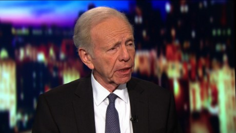 Joe Lieberman on EBOF 2