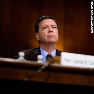 Comey says GOP 'has left me' and others