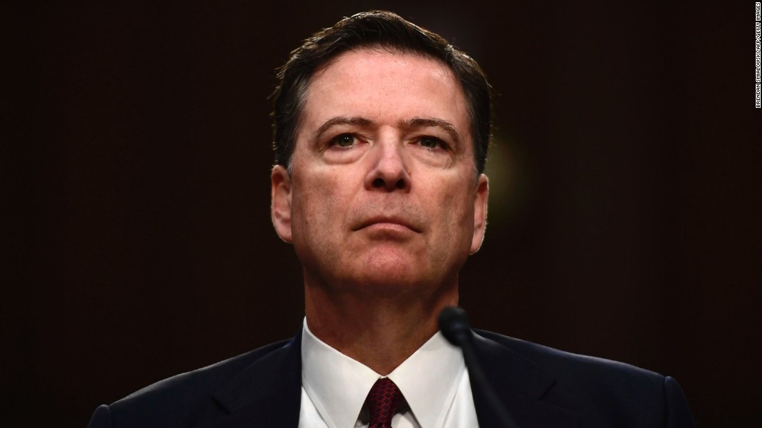 James Comey's first interview: Live updates