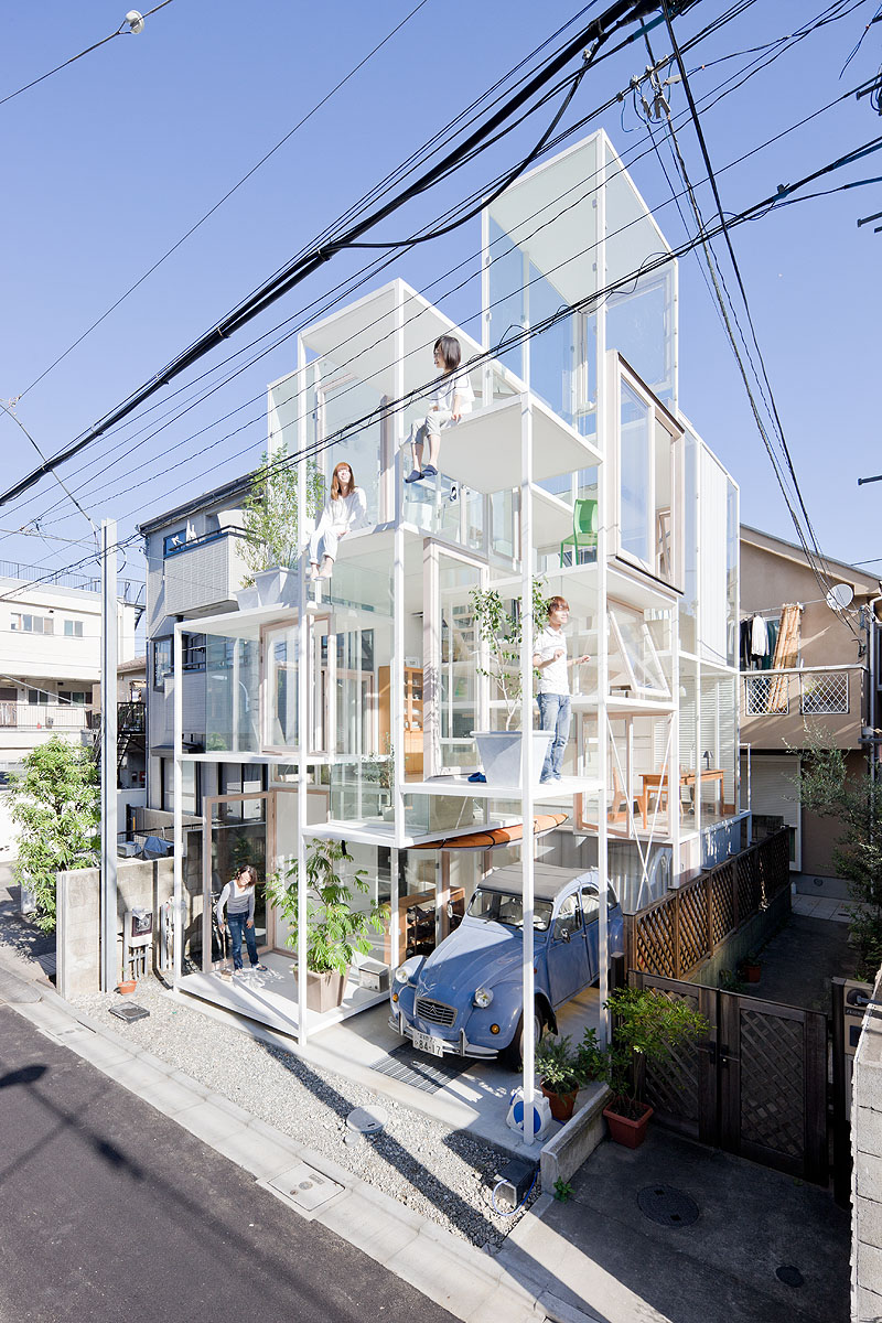 Japans Nature Architecture Has Deep Cultural Roots Cnn Style - Contemporary-house-architecture-to-get-surroundings-of-nature