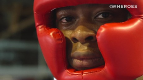 CNN Hero Khali Sweeney: Don't box me in
