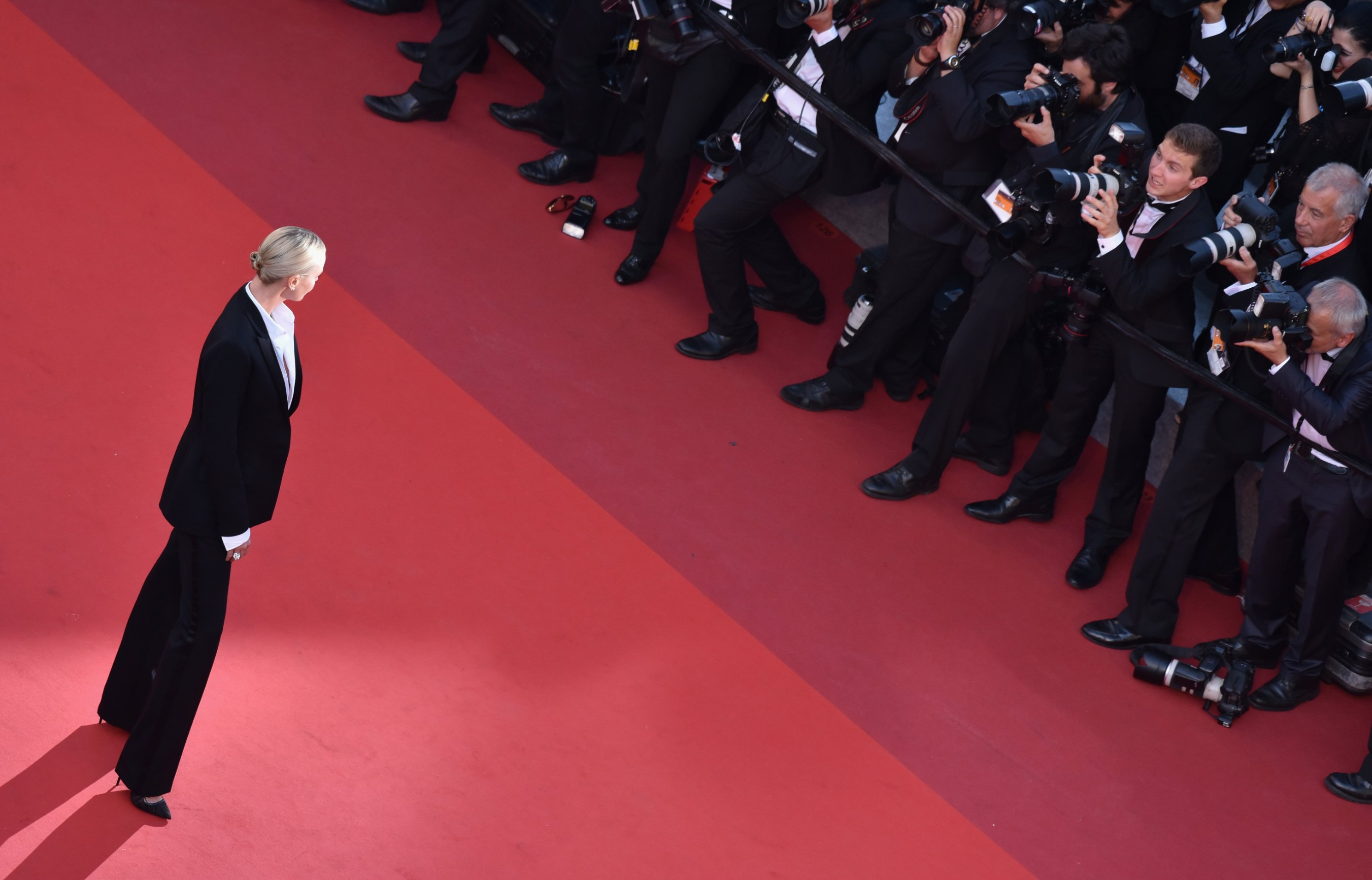 An unexpected history of the red carpet CNN Style