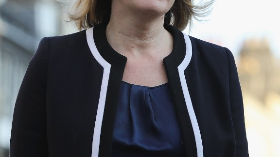 Home Secretary Amber Rudd apologized in Parliament.
